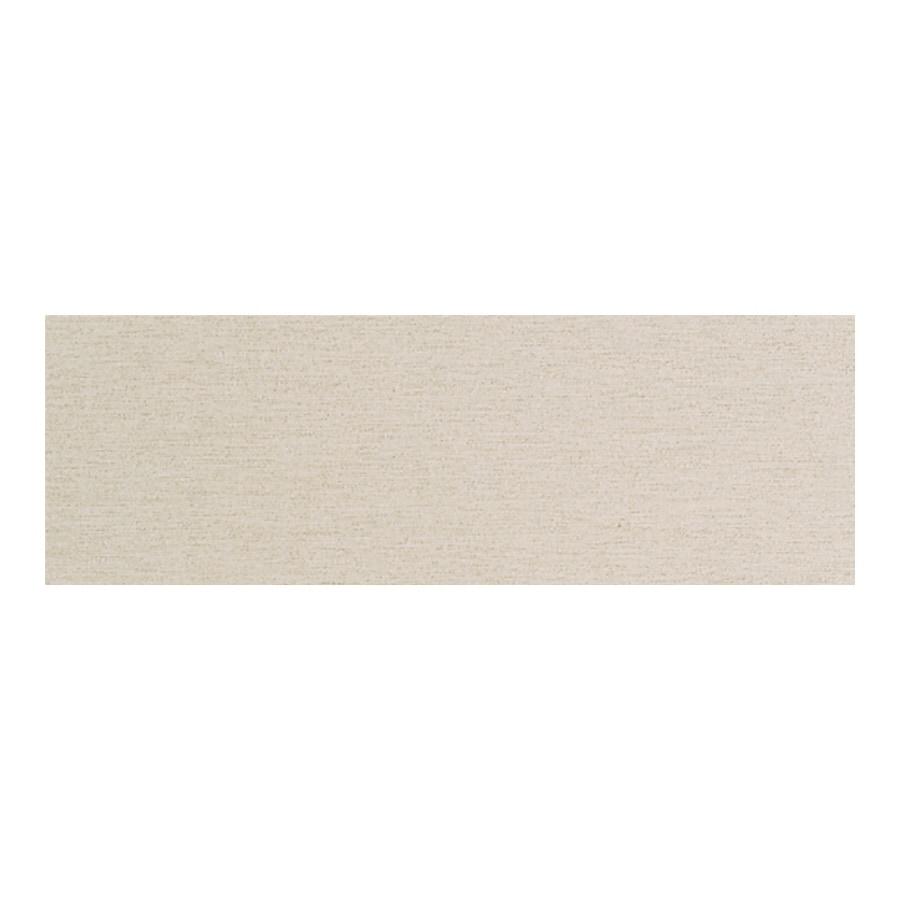 American Olean St Germain Creme Thru Body Porcelain Bullnose Tile (Common: 3-in x 12-in; Actual: 2.87-in x 11.5-in)