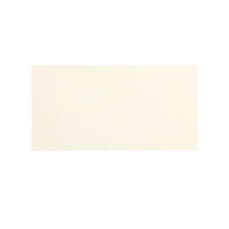 American Olean Profiles 100-Pack Biscuit Gloss Ceramic Wall Tile (Common: 3-in x 6-in; Actual: 3-in x 6-in)