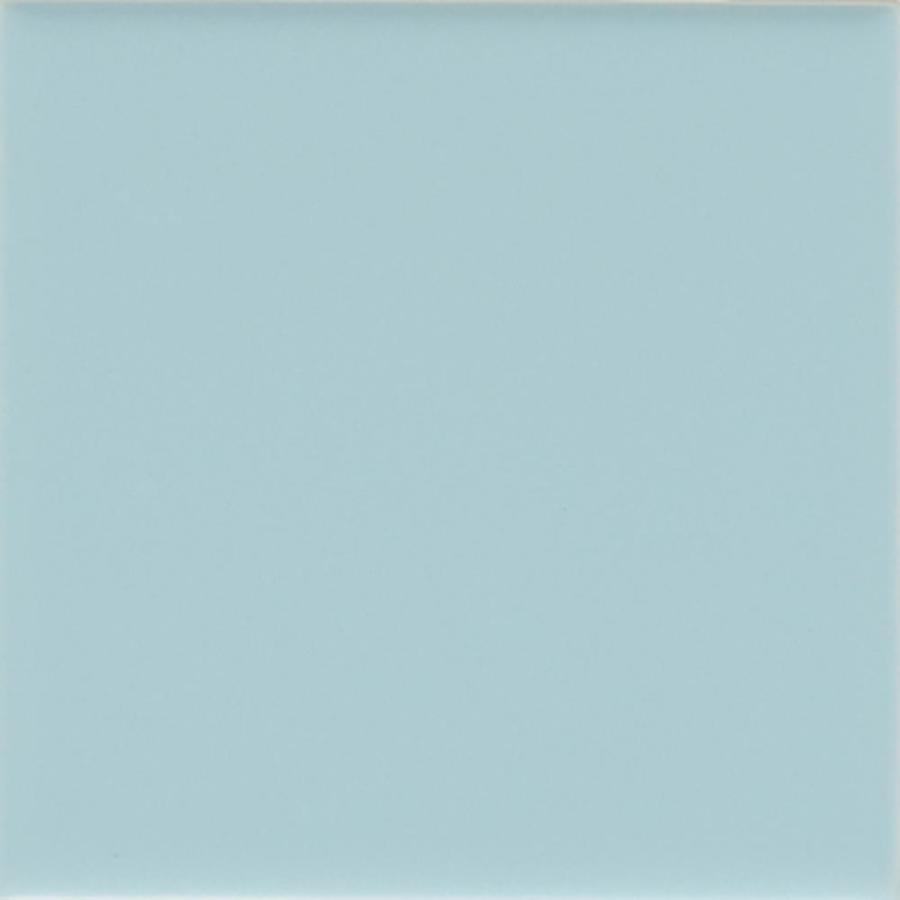 American Olean Bright 100-Pack Glacier Matte Ceramic Wall Tile (Common: 4-in x 4-in; Actual: 4.25-in x 4.25-in)