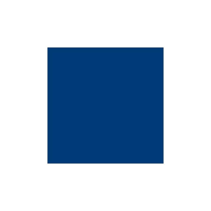 American Olean Bright Sapphire Sky Gloss Ceramic Bullnose Corner Tile (Common: 4-in x 4-in; Actual: 4.25-in x 4.25-in)