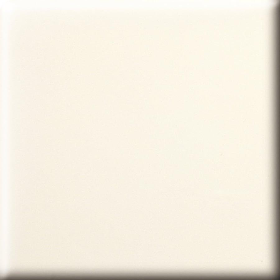 American Olean Bright Biscuit Ceramic Bullnose Corner Tile (Common: 2-in x 2-in; Actual: 2-in x 2-in)