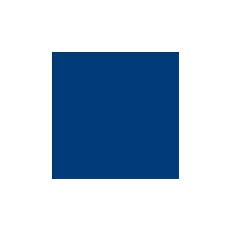 American Olean Bright Sapphire Sky Gloss Ceramic Bullnose Corner Tile (Common: 2-in x 2-in; Actual: 2-in x 2-in)