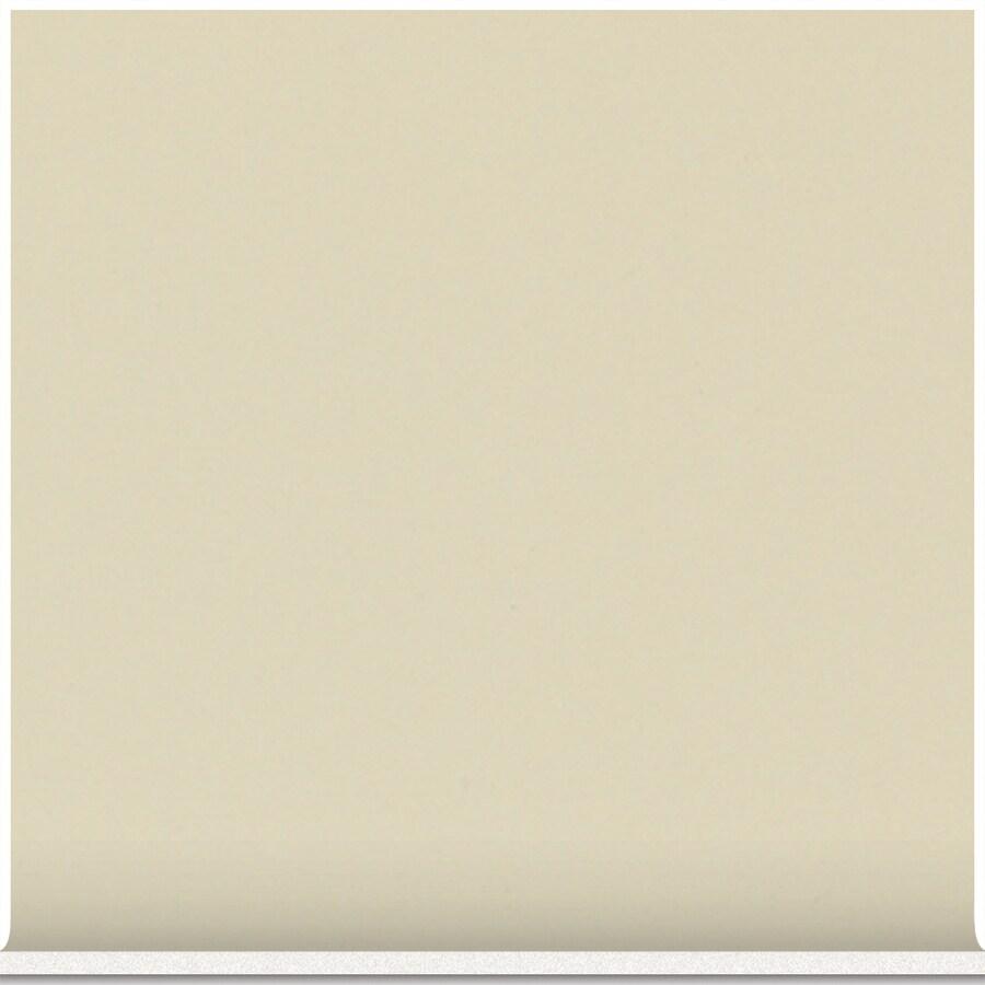 American Olean Matte Sand Dollar Ceramic Cove Base Tile (Common: 4-in x 4-in; Actual: 4.25-in x 4.25-in)