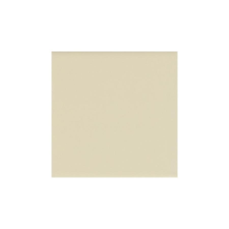 American Olean Matte Sand Dollar Matte Ceramic Bullnose Tile (Common: 6-in x 6-in; Actual: 6-in x 6-in)