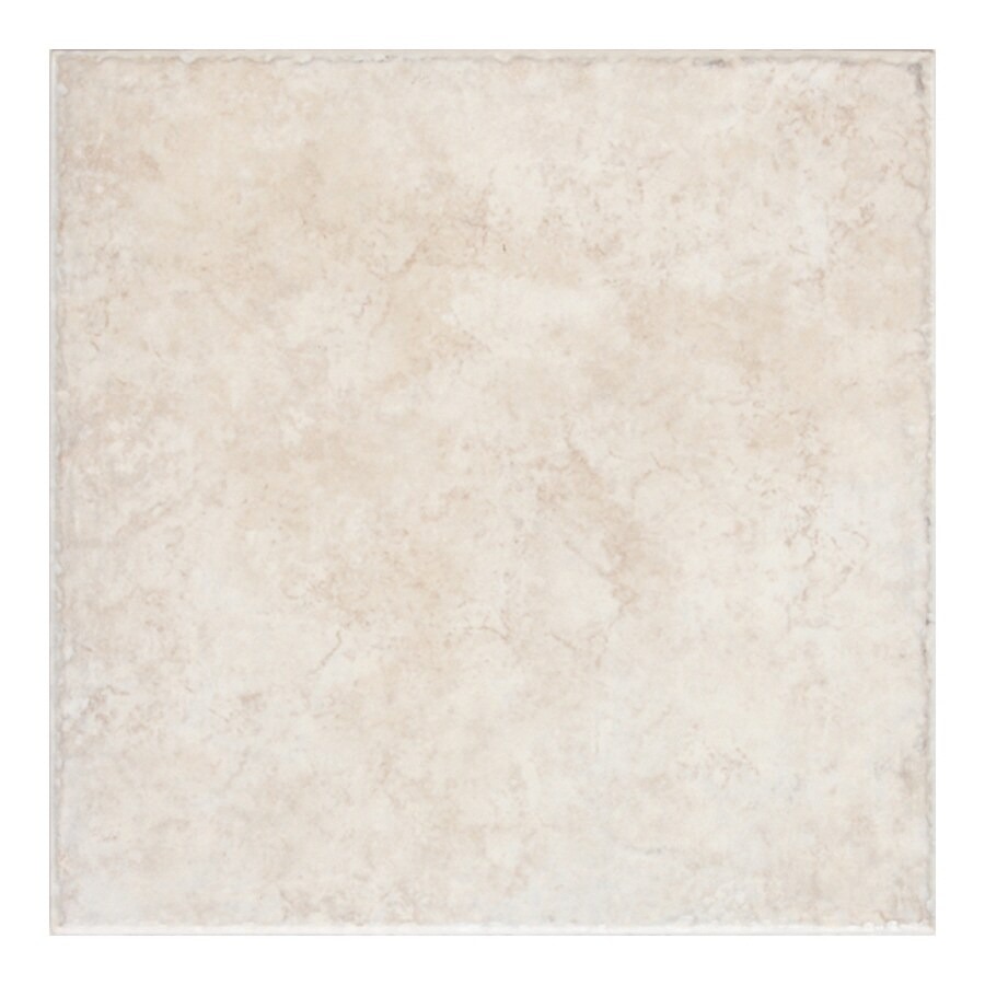 American Olean Treymont 15-Pack Sand Porcelain Floor and Wall Tile (Common: 12-in x 12-in; Actual: 11.62-in x 11.62-in)