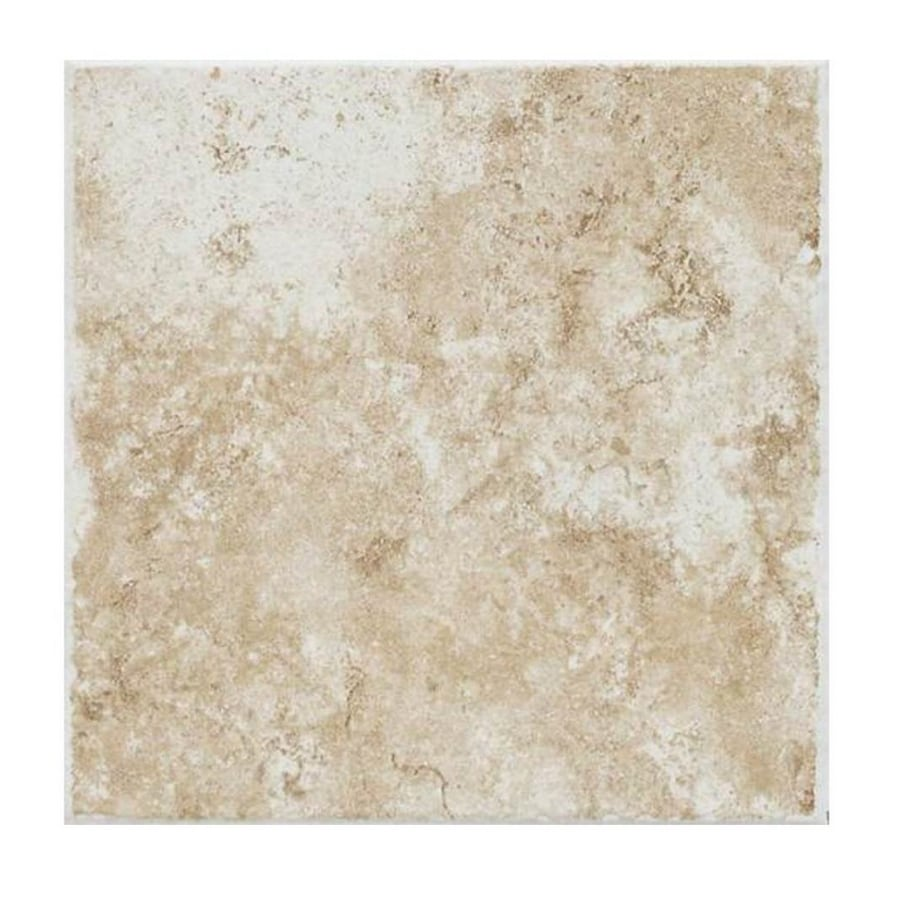 American Olean 6-in x 6-in Fall Creek Bone Ceramic Wall Tile