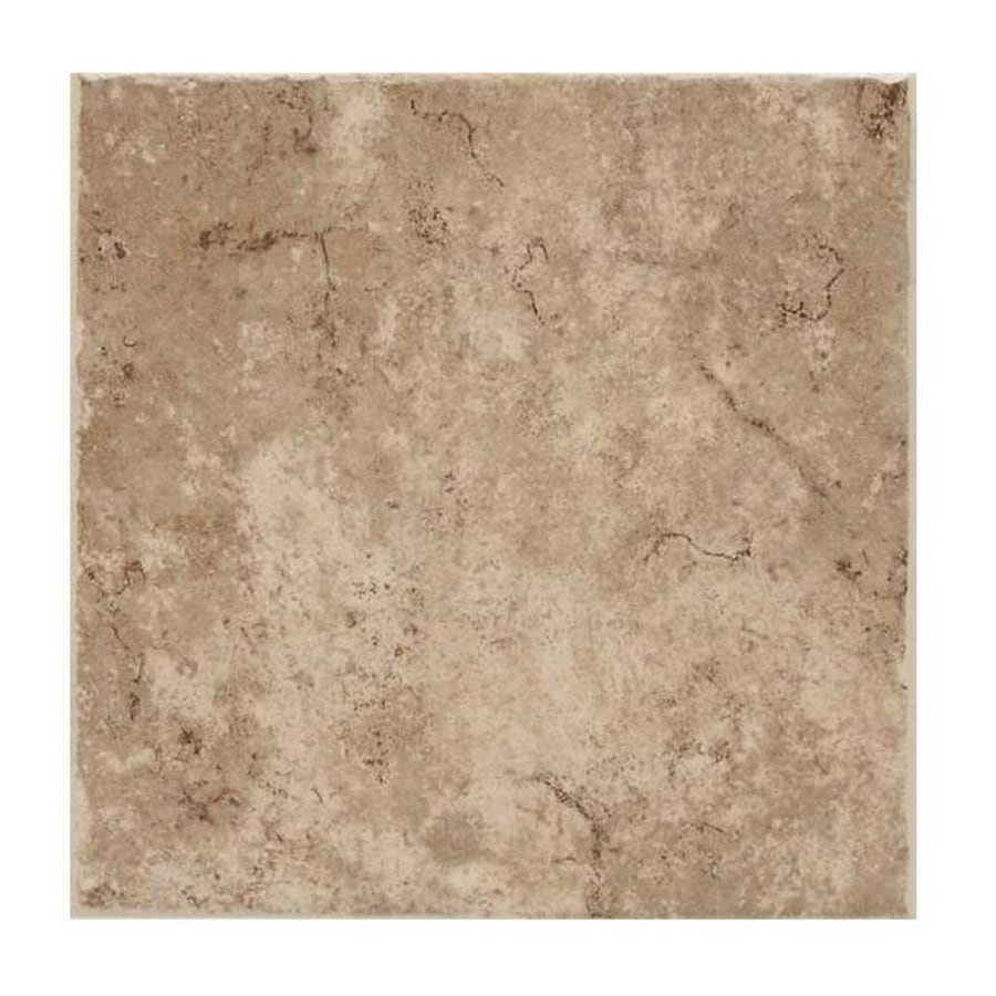 Style Selections Fall Creek Fawn Ceramic Wall Tile (Common: 6-in x 6-in; Actual: 5.98-in x 5.98-in)