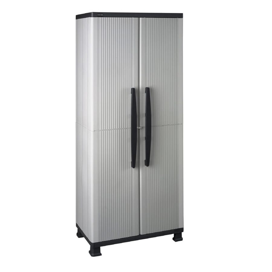 "BLACK & DECKER 68""H x 26.25""W x 14.75""D Multi-Purpose Cabinet"