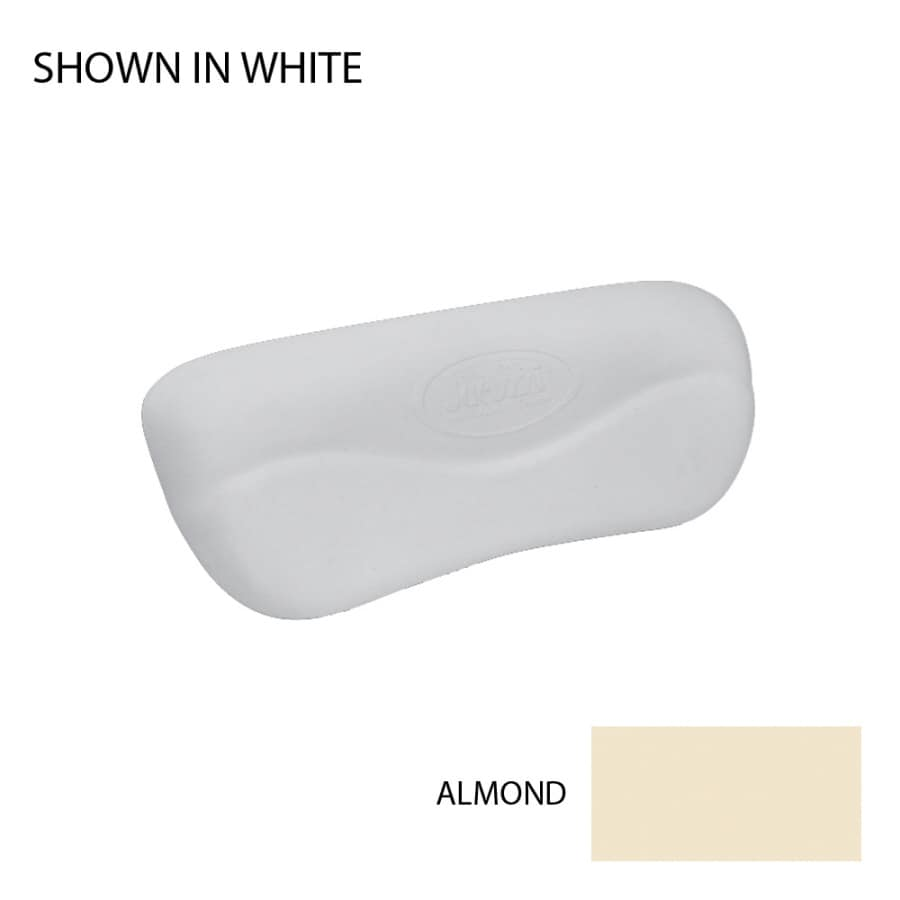 Jacuzzi 5-in x 15-in Almond Straight Pillow