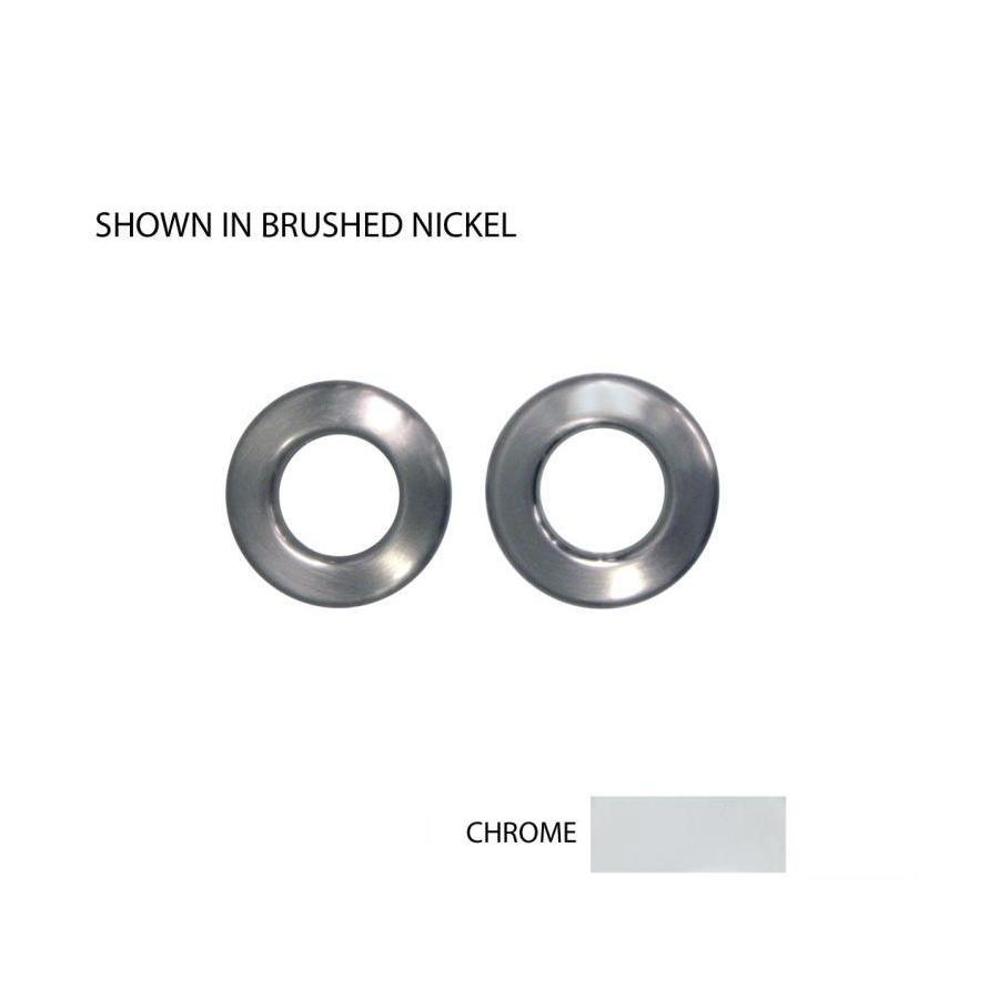 Jacuzzi 2-Pack Chrome Neck Jet Rings