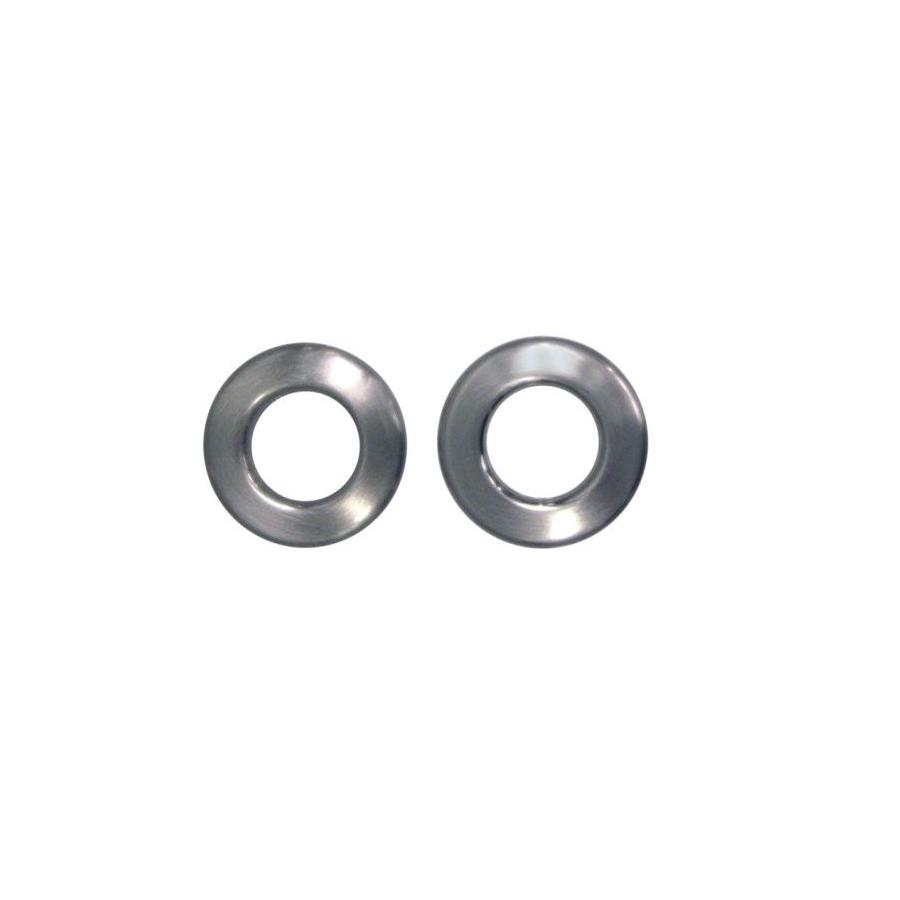 Jacuzzi 2-Pack Brushed Nickel Neck Jet Rings