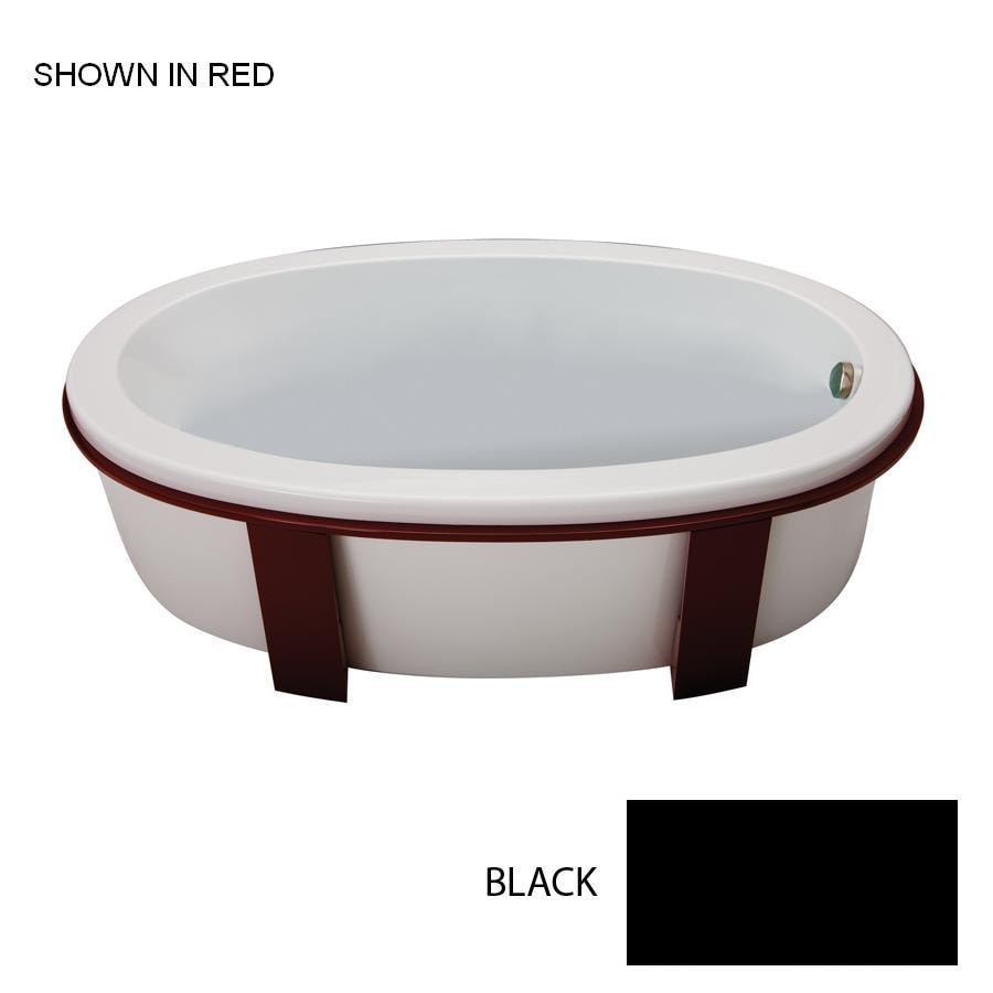 Jacuzzi Black Bathtub Base