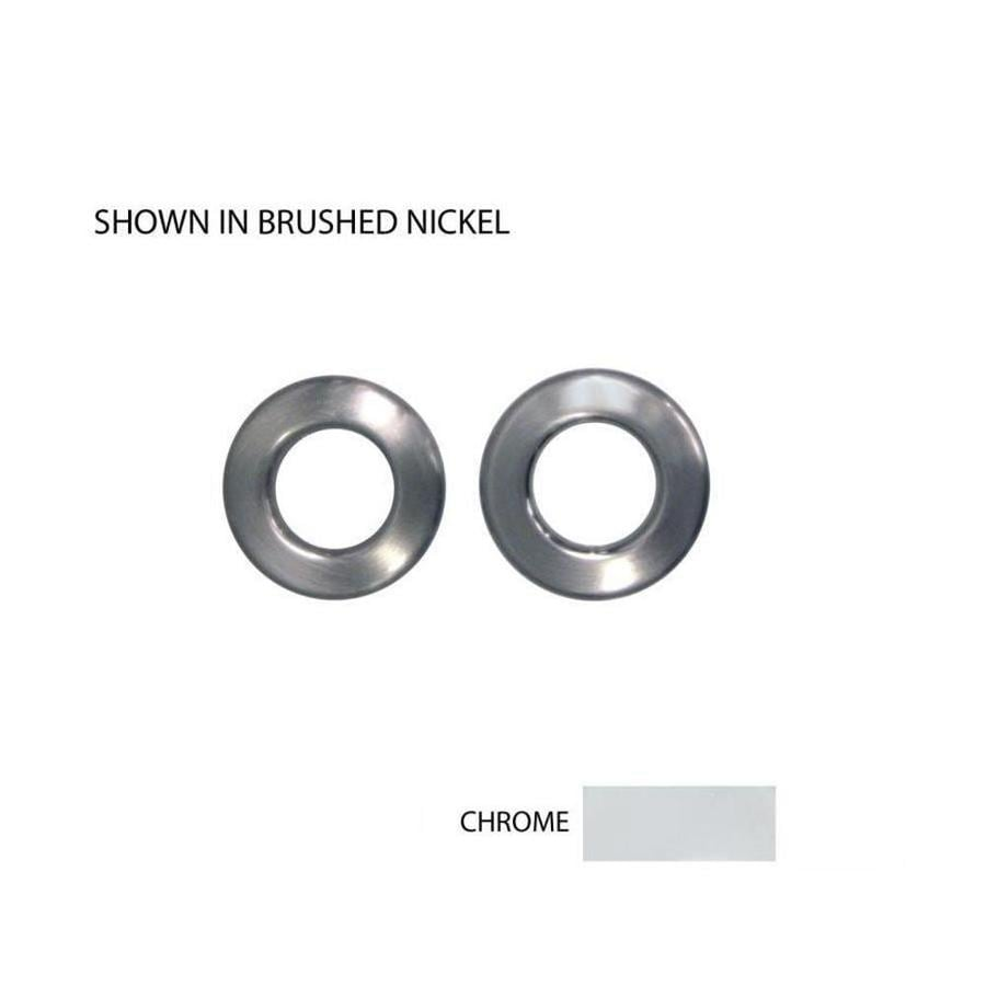 Jacuzzi 2-Pack AccuPro Chrome Jet Rings