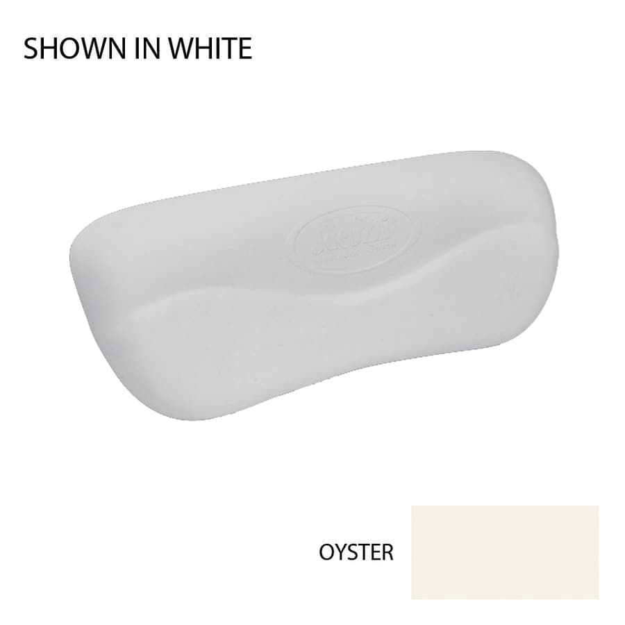"Jacuzzi 5"" x 15"" Oyster Straight Pillow"