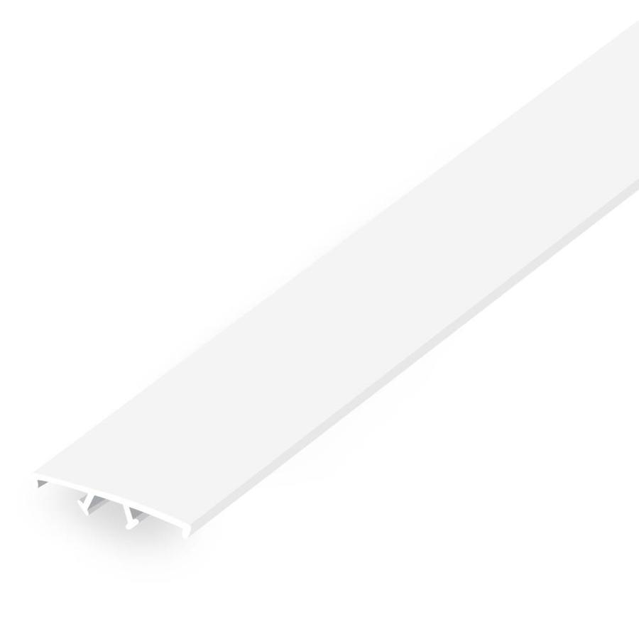 Screen Tight 1.5-in White Porch Screening System Cap