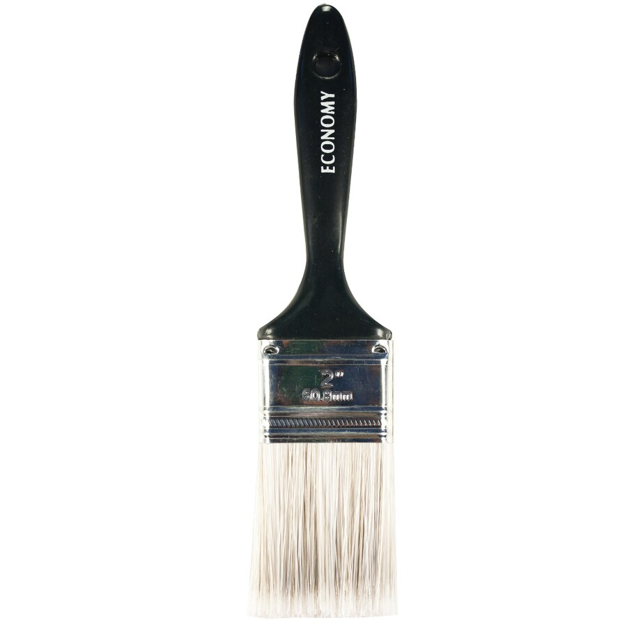Project Source Polyester Wall Paint Brush (Common: 2-in; Actual: 2.019-in)