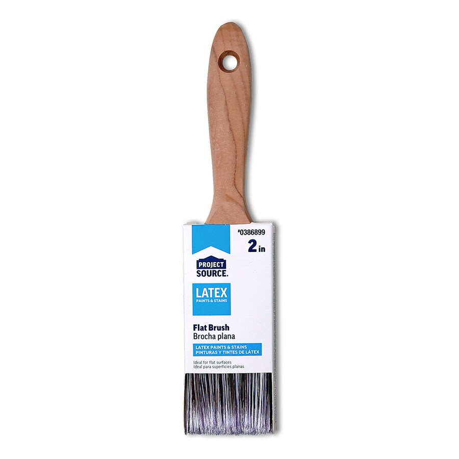 Blue Hawk Polyester Wall Paint Brush (Common: 2-in; Actual: 2.002-in)