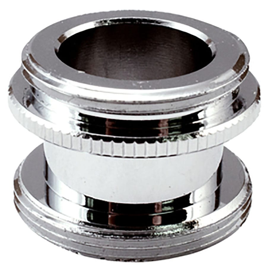 Niagara Conservation 15/16-in x 27 x 55/64-in x 27 Chrome Standard Adapter
