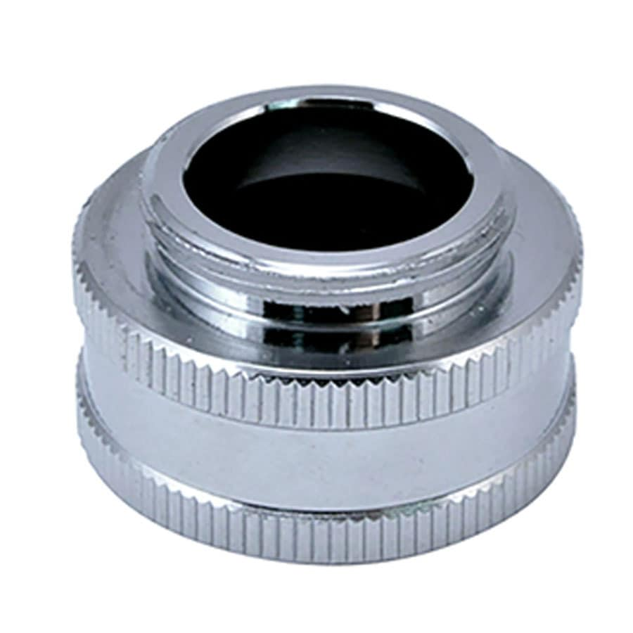 Niagara Conservation 55/64-in x 27 x 3/4-in Ghtf Chrome Standard Adapter