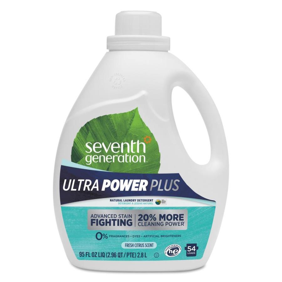 Seventh Generation 95-fl oz Fresh HE Laundry Detergent