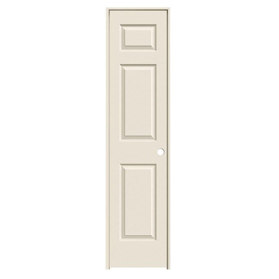 ReliaBilt Prehung Hollow Core 6-Panel Interior Door (Common: 18-in x 80-in; Actual: 19.5-in x 81.5-in)