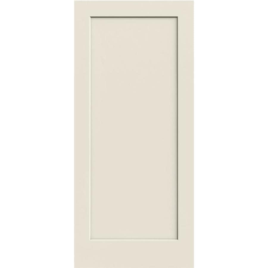 ReliaBilt Solid Core 1-Panel Barn Interior Door (Common: 36-in x 84-in; Actual: 36-in x 84-in)