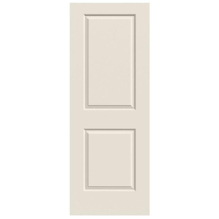 ReliaBilt Hollow Core 2-Panel Square Slab Interior Door (Common: 24-in x 80-in; Actual: 24-in x 80-in)