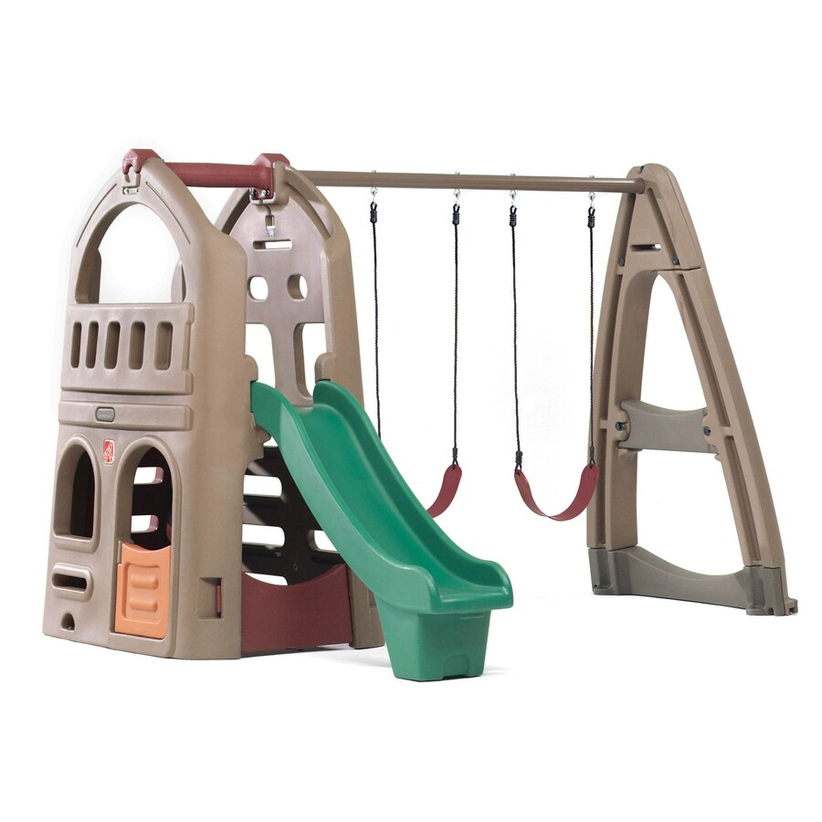 Step2 Np Playhouse Climber and Swing Extension