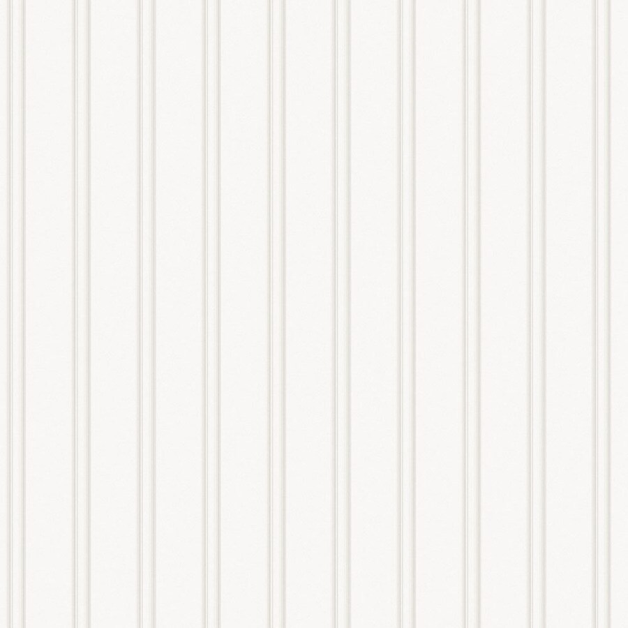Style Selections White Strippable Paper Prepasted Textured Wallpaper