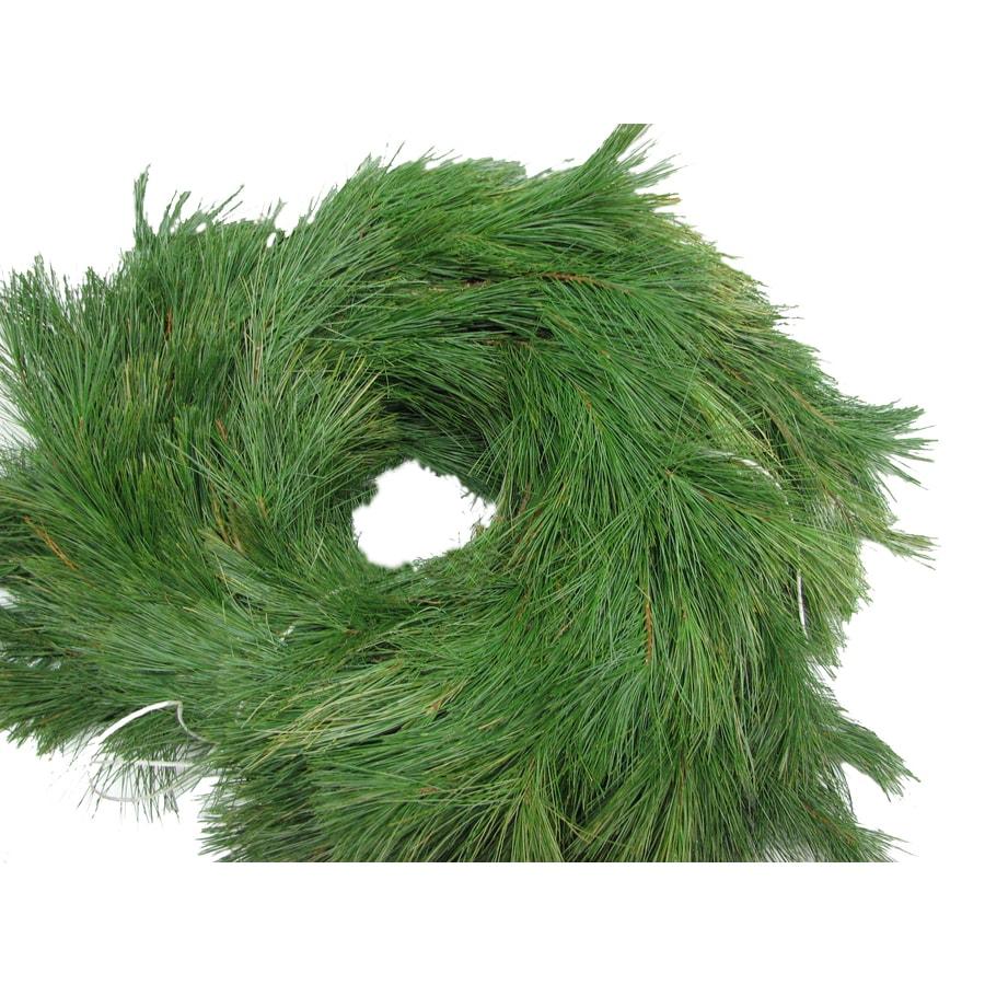 15-ft Fresh-Cut White Pine Christmas Garland