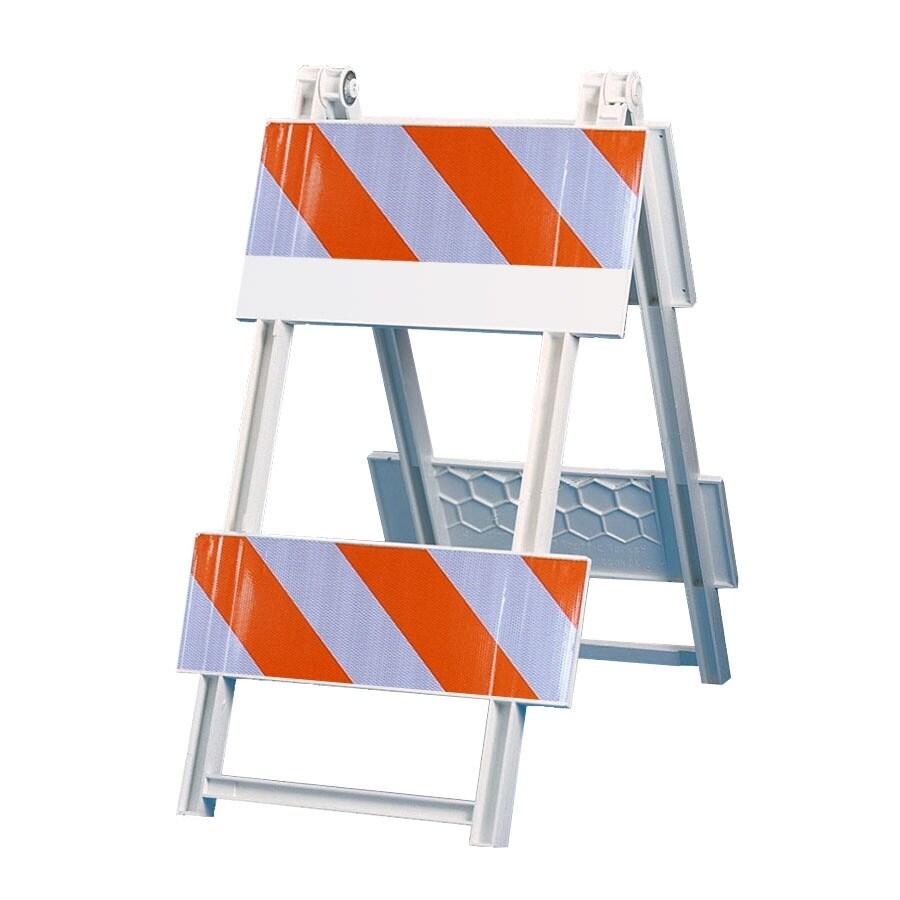 Three D Traffic Works Type II All Plastic Barricade