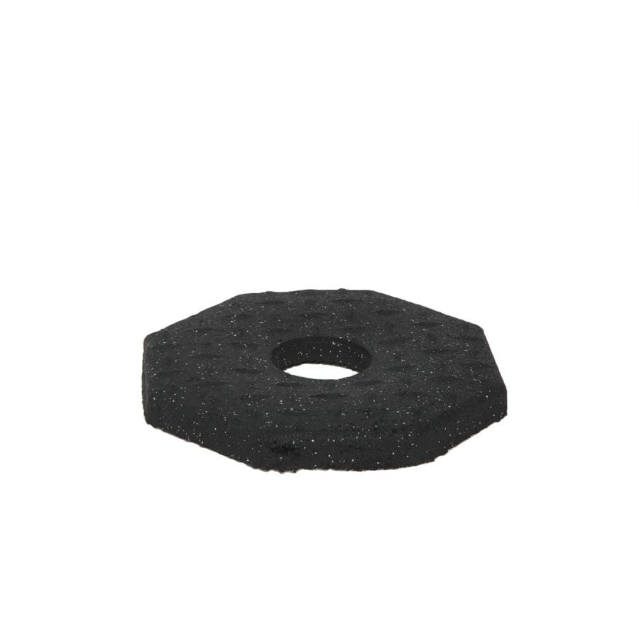 Three D Traffic Works 8 lb. Diamond Series Rubber Delineator Base