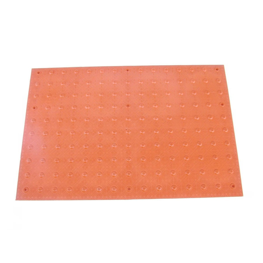 Three D Traffic Works 2-ft x 3-ft Brick Red Detectable Warning Tile