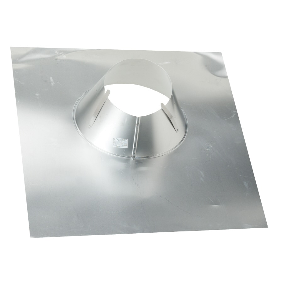 CMI 6-in x 0.75-in Aluminum Vent and Pipe Flashing