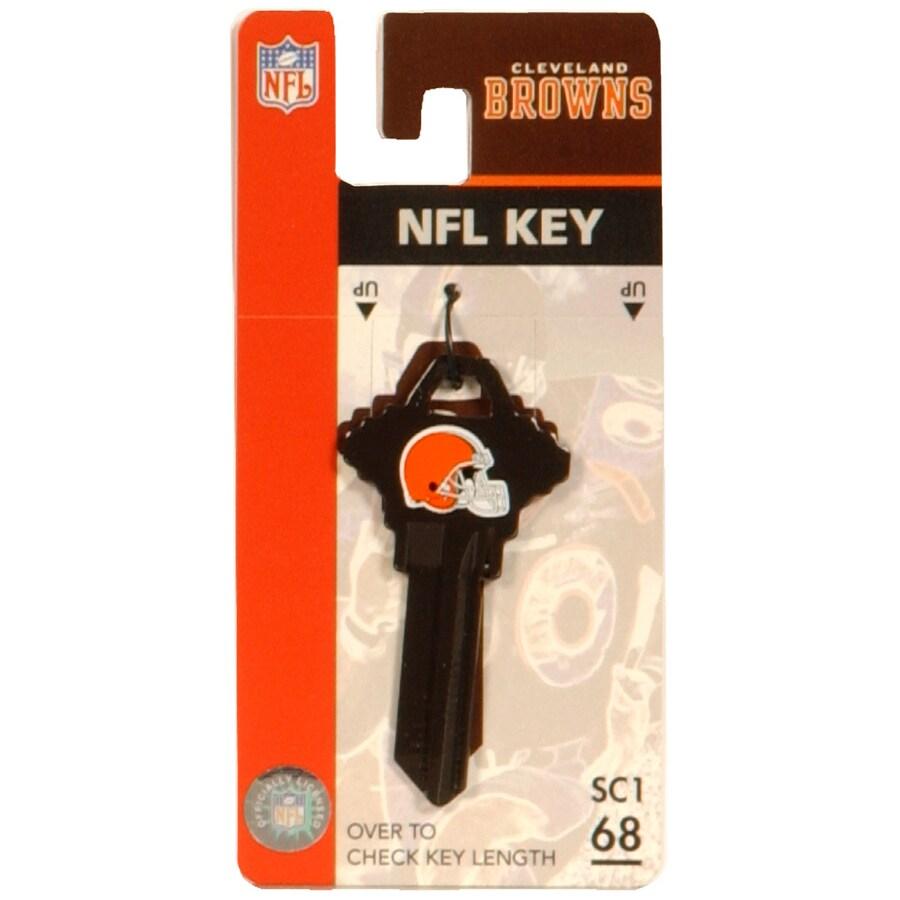 Fanatix #68 Cleveland Browns NFL Wackey Key