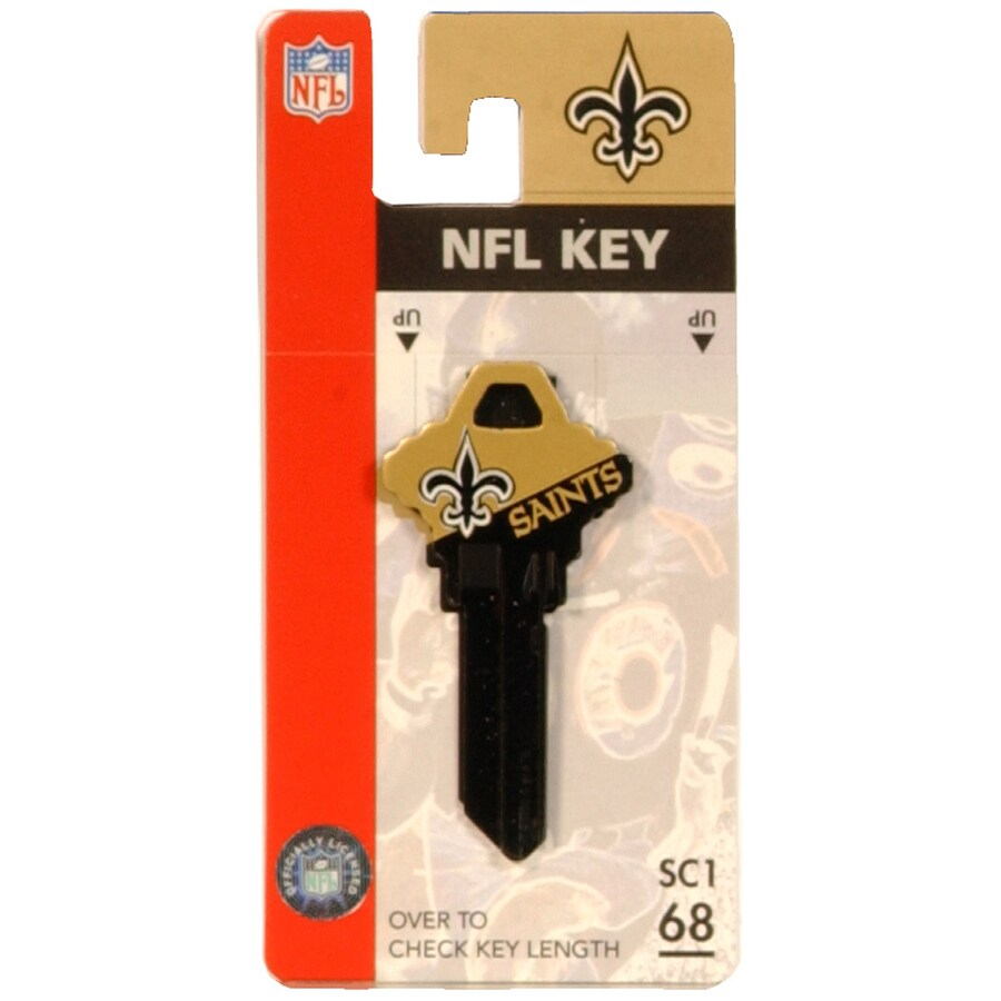 Fanatix #68 New Orleans Saints NFL Wackey Key