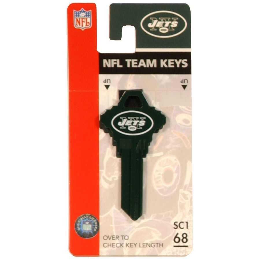Fanatix #68 NFL New York Jets Key Blank