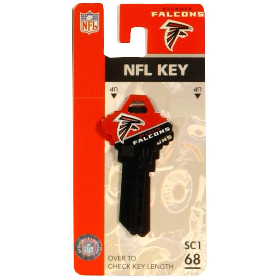 Fanatix #68 NFL Atlanta Falcons Key Blank