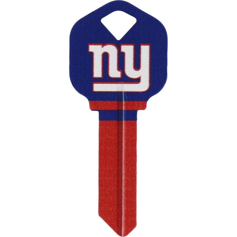 Fanatix #66 NFL New York Giants Key Blank