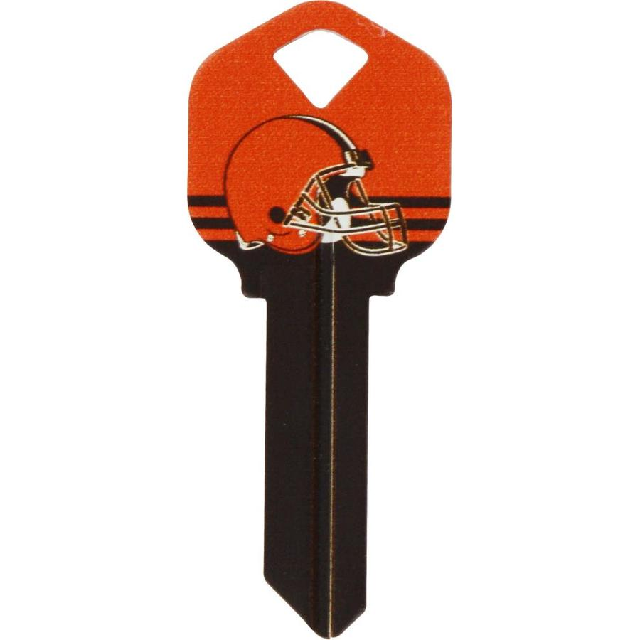 Fanatix #66 NFL Cleveland Browns Key Blank