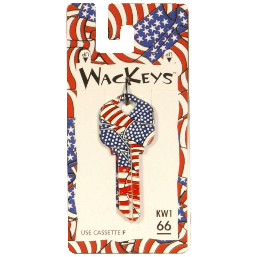 The Hillman Group #66 Wackey (KW1) Flag Key
