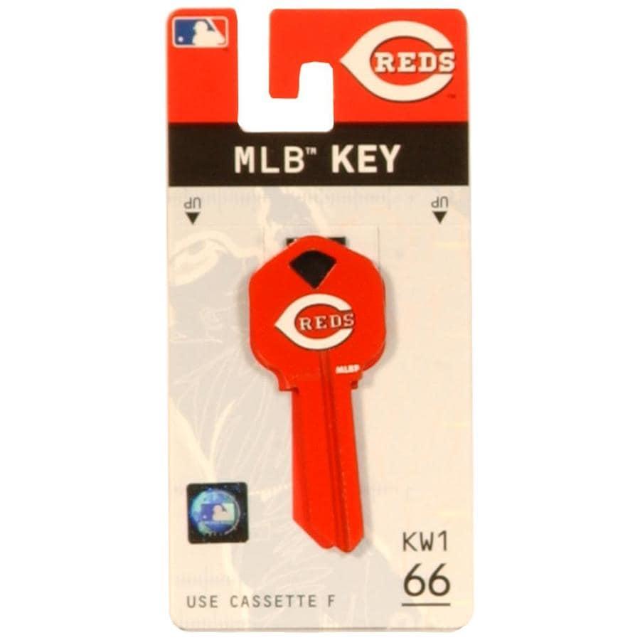 Fanatix #66 MLB Cincinnati Reds Key Blank