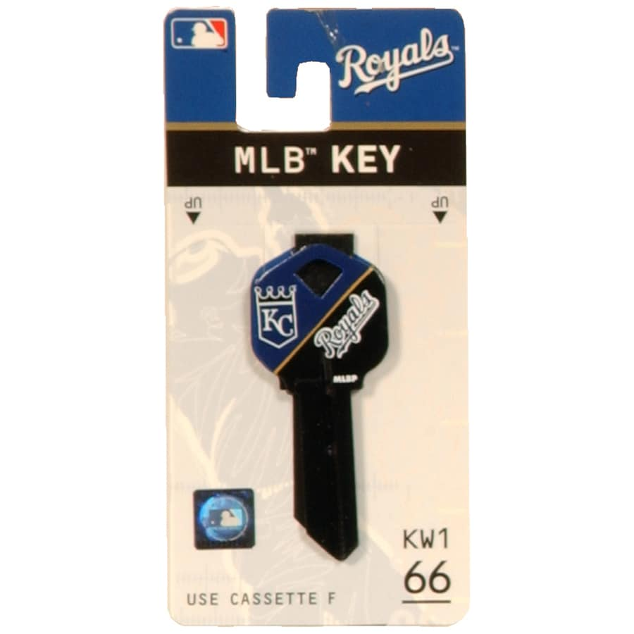 Fanatix #66 MLB Kansas City Royals Key Blank