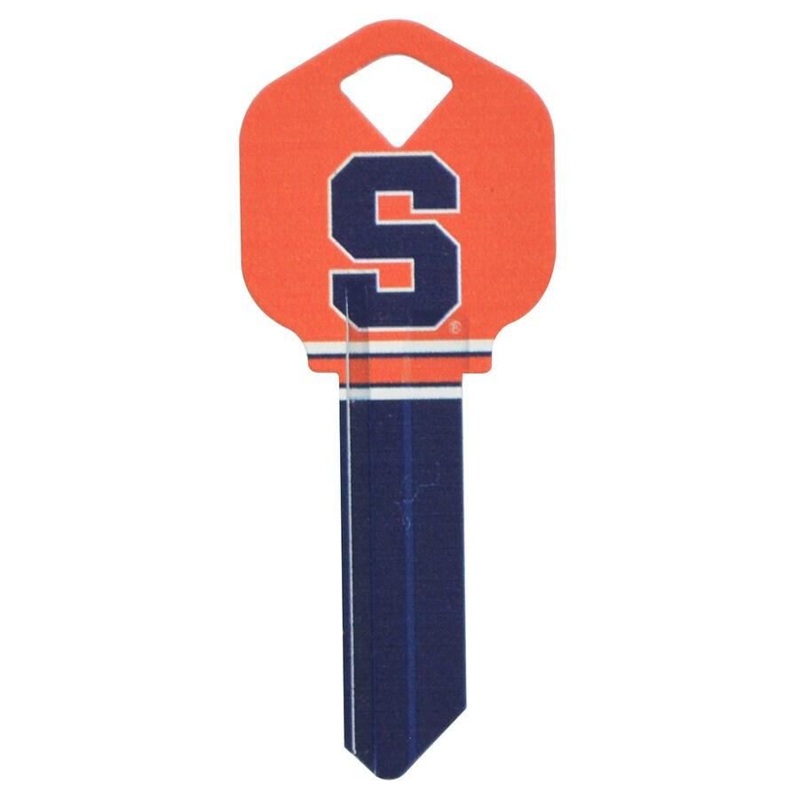 The Hillman Group #66 Syracuse Orange House Key Blank