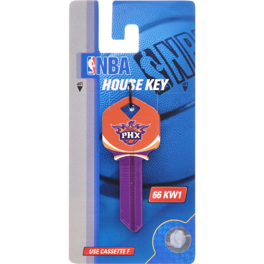 The Hillman Group #66 NBA Phoenix Suns Key Blank