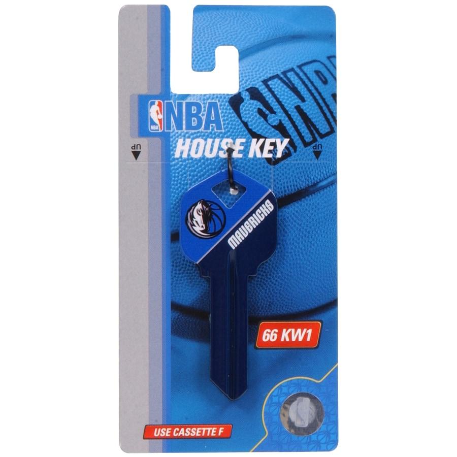The Hillman Group #66 NBA Dallas Mavericks Key Blank