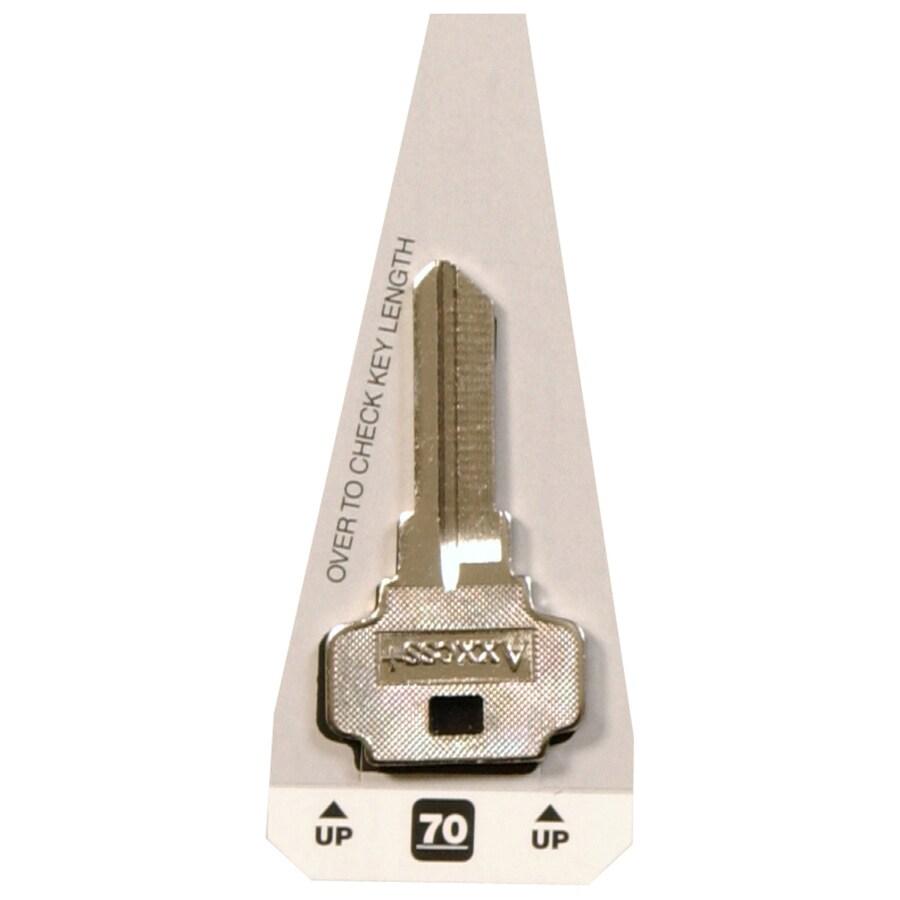 The Hillman Group #70 Dexter Lock Key Blank