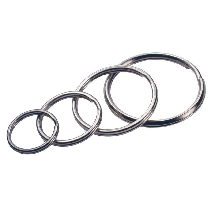 The Hillman Group Split Ring Key Ring