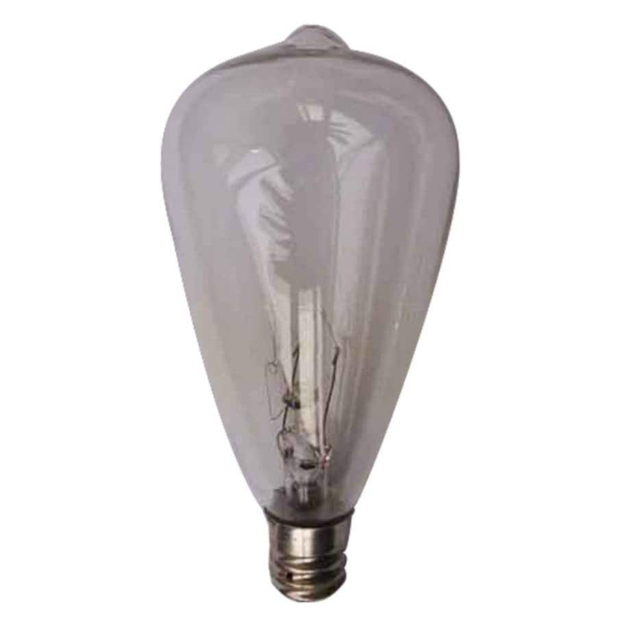 6-Pack Edison Style Lights