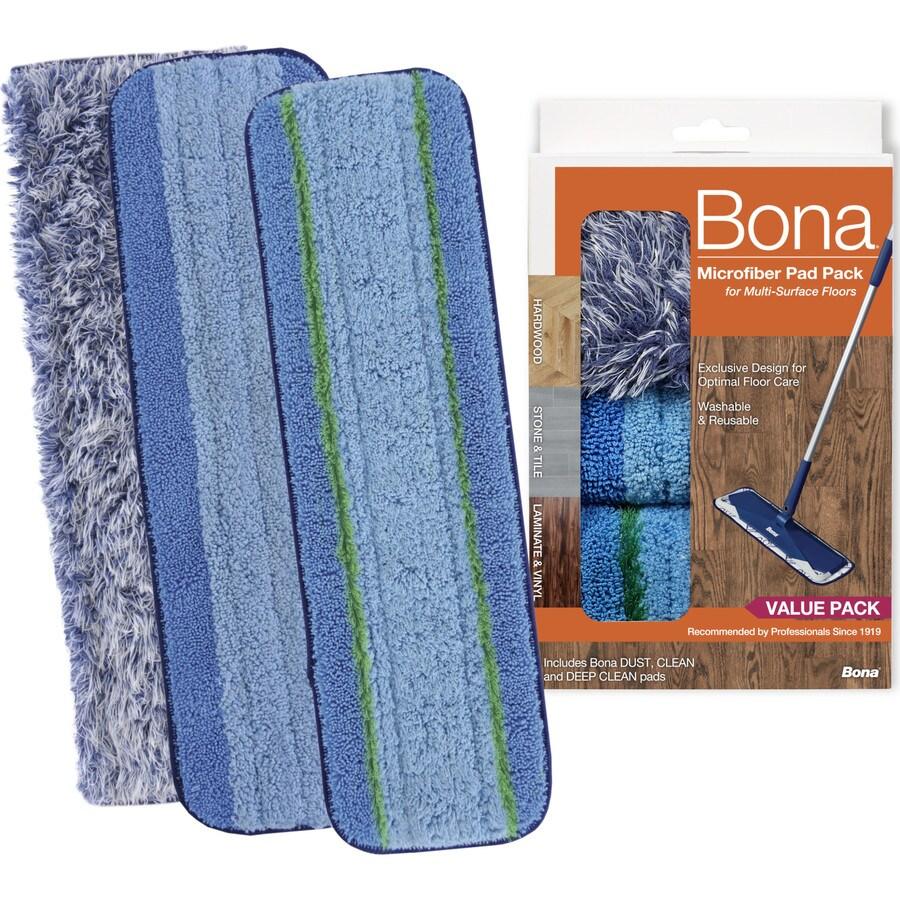 Bona Reusable Microfiber Mop Pad for Spray Mop